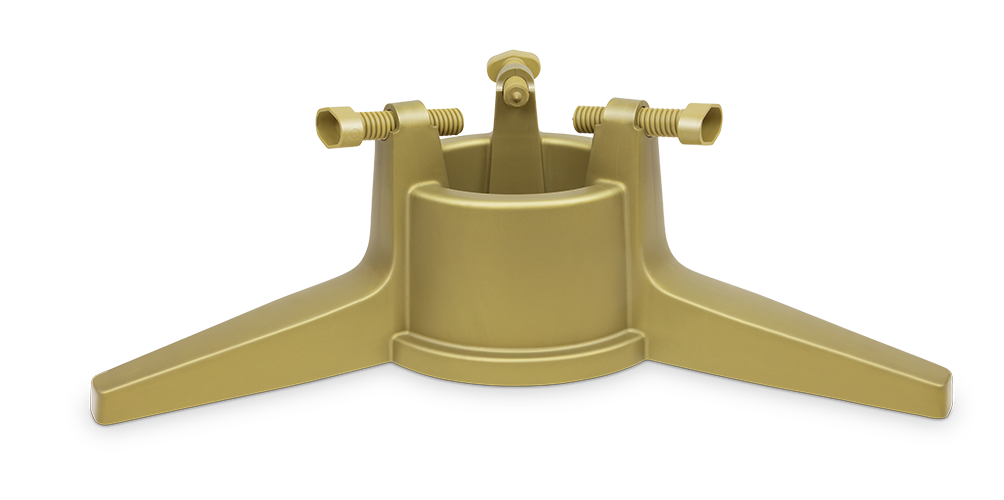 Gold Tree Stand